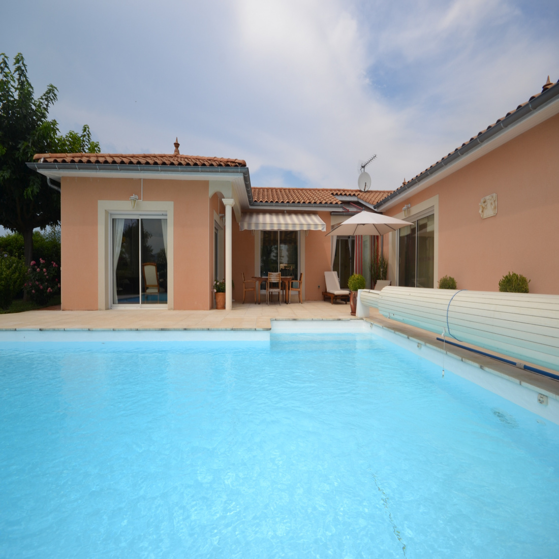 Vente belleville sur sa ne villa de plain pied de 130 m - Horaire piscine belleville sur saone ...